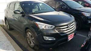 2013 Hyundai Santa Fe Sport 2.0T SE-AWD/LEATHER/CAMERA/PANO ROOF
