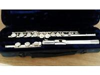 Trevor James Flute with original Case