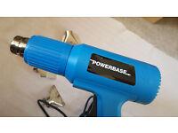 Powerbase 1600W Heat Gun (Location = Walton)