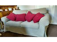 Ikea couch, IKEA reclining chair and other chair