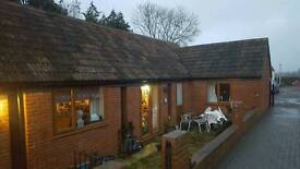 *****LET****2 Bed Barn Conversion with attached Studio