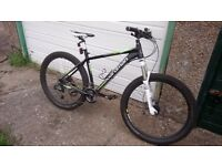 Price drop - Boardman 2014 team hardtail - 650b wheels - medium