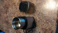 Stainless steel Cuisinart blade coffee grinder *like new