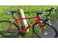 """BTWIN TRIBAN 3 RACING BIKE..20"""" FRAME..700c WHEELS..EXCELLENT CONDITIONS BIKE…READY TO RIDE"""