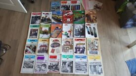 JOBLOT / BUNDLE OF 300 x THE HORNBY RAILWAY COLLECTOR MAGAZINE 1984-2016