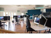 Modern Desk & Office Space in an Attractive Rural Location