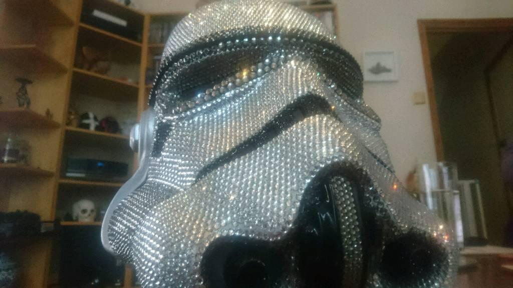 Custom Made Stormtrooper Helmets