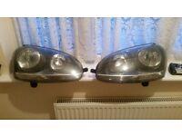 Mk 5 VW Golf GTI Headlights