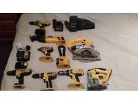 Dewalt 18v Power Tools