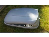 Large roof car roof box