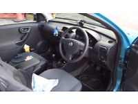 Vauxhall corsa 3dors 1.0l fully serviced