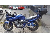Suzuki Bandit 600S, good condition