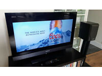 "Sony KDL-32EX503 Bravia TV with 32"" Full HD 1080p LCD screen, 4 HDMI ports and Freeview HD"
