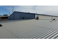 Agricultural & Industrial Roofing Steel Frame Buildings Fabrication Repairs Cambs Suffolk Norfolk