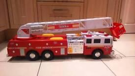 Tonka 328 fire rescue truck