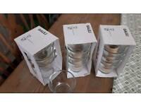Tea light holders-wedding?