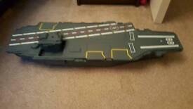 Boys toy boat