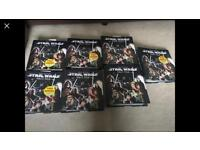 Star Wars Official Fact Files Complete Set 1-140 by DeAgostini