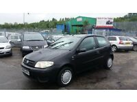 2006 (06 Reg) Fiat Punto 1.2 Active 3dr For £695, Full 12 Months Mot on Sale