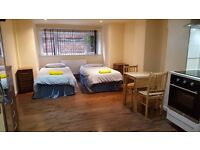 AMAZING TWIN STUDIO AVAILABLE NOW £1155PCM! CALL FOR VIEWING NOW !