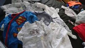 Boys character baby clothes