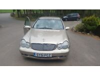 Mercedes C220 CDI ELEGANCE AUTO