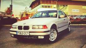 1996 P REG BMW 325TDS AUTO GARAGED SINCE NEW
