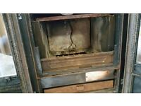 ***FURTHER REDUCED *** Charnwood Multifuel Stove (Wood/Coal)