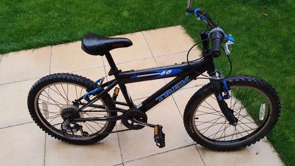 Kids Mountain Bike - 20 Inch Wheels