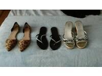 Shoe bundle , £7 2x size 7 & 1x size 6