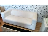FREE IKEA Klippan sofa - no cover