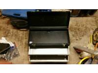 21 inch steel Toolbox with drawers locking tool box cabinet
