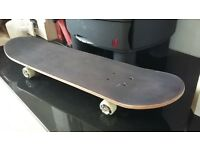 Awesome Scateboard. Only £10. Made by Karnage. Only used a few times. Good cond.