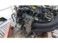 Peugeot boxer 2.2 hdi complete engine also fits boxer and ducato