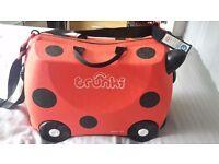Ladybird Trunki children's suitcase