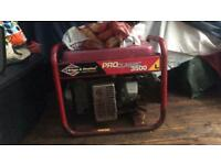 Generator Briggs and stratton cheap