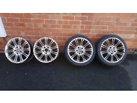 """ALLOY WHEELS FOR SALE 18"""""""