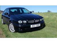 JAGUAR X TYPE 2.0 SPORT TURBO DIESEL 2006