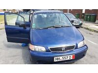 HONDA SHUTTLE LHD GERMANY REGISTRATION AUTOMATIC GEAR LEFT HAND DRIVE GREY Cloth interior, Air-Condi