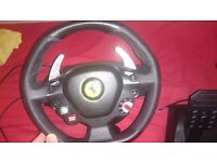 Thrustmaster Ferrari F458 Italia Racing Wheel - PC & Xbox 360
