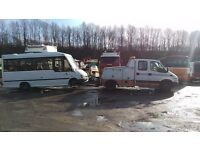 Breakdown Heavy Recovery Hiab Car Van 4x4 Motorbike Motorcycle Trike Quad Transport Accident Lockout