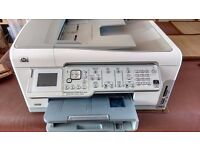 Printer - HP Photosmart C6180 All-in-One + 2 new ink cartridges