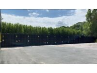 20ft x 8ft Self Storage Container