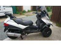 Piaggio mp3 500cc 2013 engine