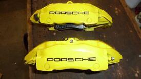 Brembo Porsche Calipers