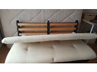 Sofa bed - folds out to double bed - pick up only Uxbridge