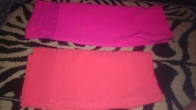 New Topshop Skirt Bundle Neon Rare UK 6-8