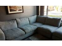 Barkers and Stonehouse corner settee