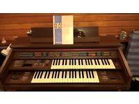 Yamaha FE70 Electone Organ