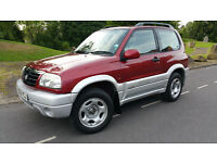 SUZUKI GRAND VITARA 1.6 SE # 4X4,# 2005 05 REG #Manual#3 DOOR ##EXCELLENT CONDITION# not SHOGUN/JEEP